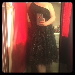 Torrid Sparkly 50s style Tulle Party Dress size 14